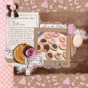 Simple Peanut Butter Cookies