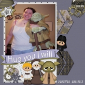 hug you I will