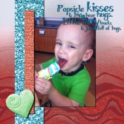 popsicle kisses