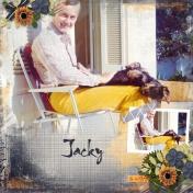 Jacky & dog