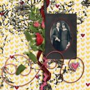 trouwfoto Juliette&Remy