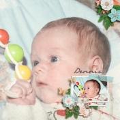 Dennis 1 month