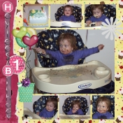 Haylee's Birthday