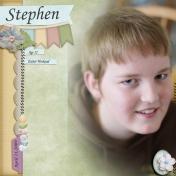 easter 2009 stephen