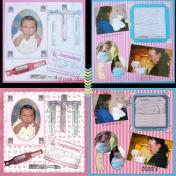 baby book redo sample
