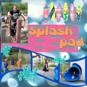 2015_06_04 Zoo Splash pad 03