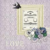 Love lanvender