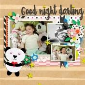 Good night Darling!