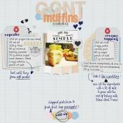 recipe- coconut muffins