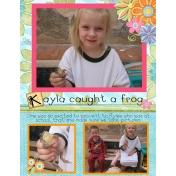 Kay's Frog