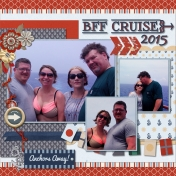 April BFF Cruise