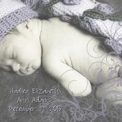 Newborn Hadley