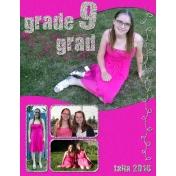 Grade 9 Grad