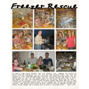 Freezer Rescue
