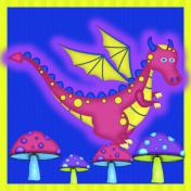Fantasy Dragon Layout