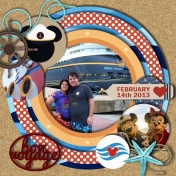 Disney Cruise Front Page