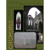 Ireland, churches