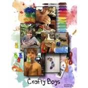 crafty boys