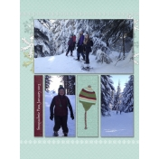 Snowshoe 1