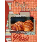 Daily bread in Paris