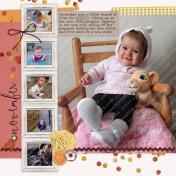 Lil' Miss' November Page