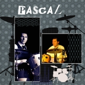 drums with Pascal