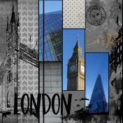 LONDON in VERTICALES
