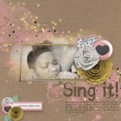 SLM July 2020: Design- Wedding Singer