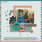 October Challenge 2020: Sept Kits- The Small Things