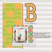Album: All About Cardmaking- B is for Bear