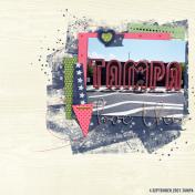 Sept 2021- Blog Train- Tampa
