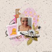 Marisa Lerin- October 2021- Collage- Happy Happy Birthday