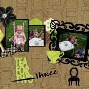 Baby Tea Party