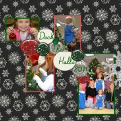Deck the Halls-Girl Scout Style
