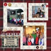 Storybook Christmas 2014