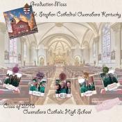 Graduation Mass: May 24, 2015