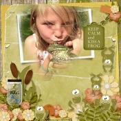 Kiss A Frog1