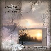 Winter's Butterfly