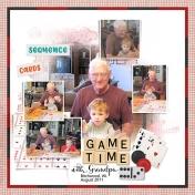 Game Night With Grandpa