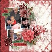 Zoe's 1st Christmas
