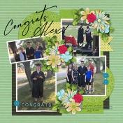 Congrats Alex