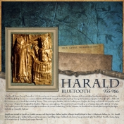 Family History Layout- Harald Bluetooth