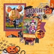 Disneyland Halloween 2016