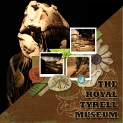 The Royal Tyrell Museum