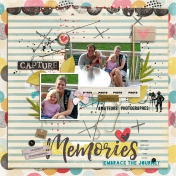 Making Wonderful Memories (Re-Do of 'Family Life')