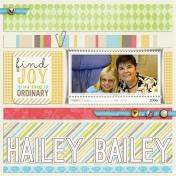 Hailey Bailey
