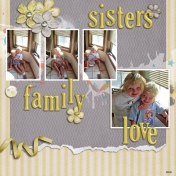 Sisters Family Love