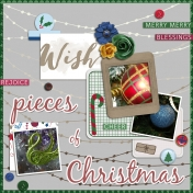 Pieces of Christmas
