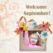 Welcome September!