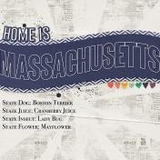 Home is Massachusetts